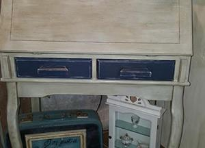 Shabby Chic Drop Front Desk