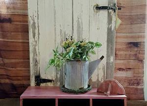 Custom Antique Barn Door Hall Tree - $285 - **SOLD**